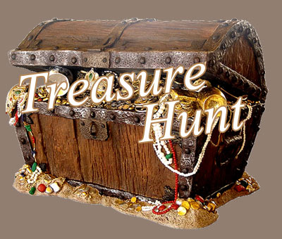 Image result for treasure hunt